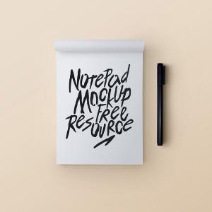 notepad-shopper